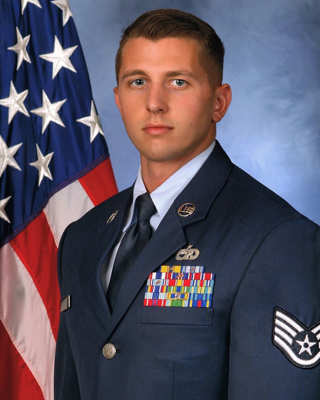 Face of Defense: Daughter, Father Serve as Air Force