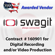 Swagit Productions, LLC selected by TIPS (The Interlocal Purchasing System) as an Awarded Vendor for Digital Recording and/or Video Production