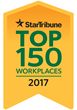 Saturn Systems Named Top 150 Workplace by Minneapolis Star Tribune