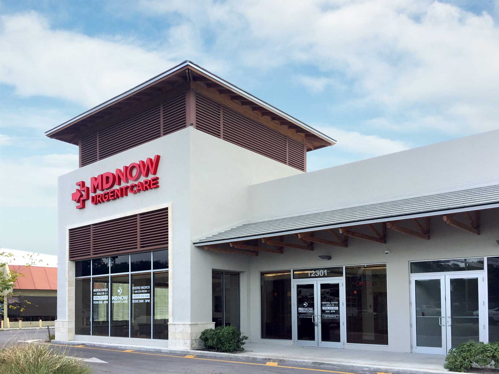Md Now Urgent Care Opens Its 28th South Florida Location In Pinecrest