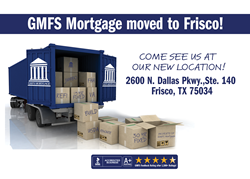 GMFS Mortgage celebrates new Frisco opening
