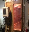Sun Bandit energy supports radiant floor heating.