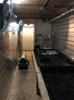 Hydroponic growing area.
