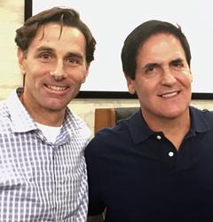 Paul Pelosi Jr and Mark Cuban