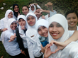 Tey Por Yee & Gomif Partners Support 50 Muslim Girls to Become Nurses