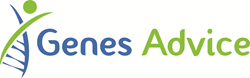 Genes Advice logo