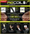 RECOIL Elastic Cohesive Tape