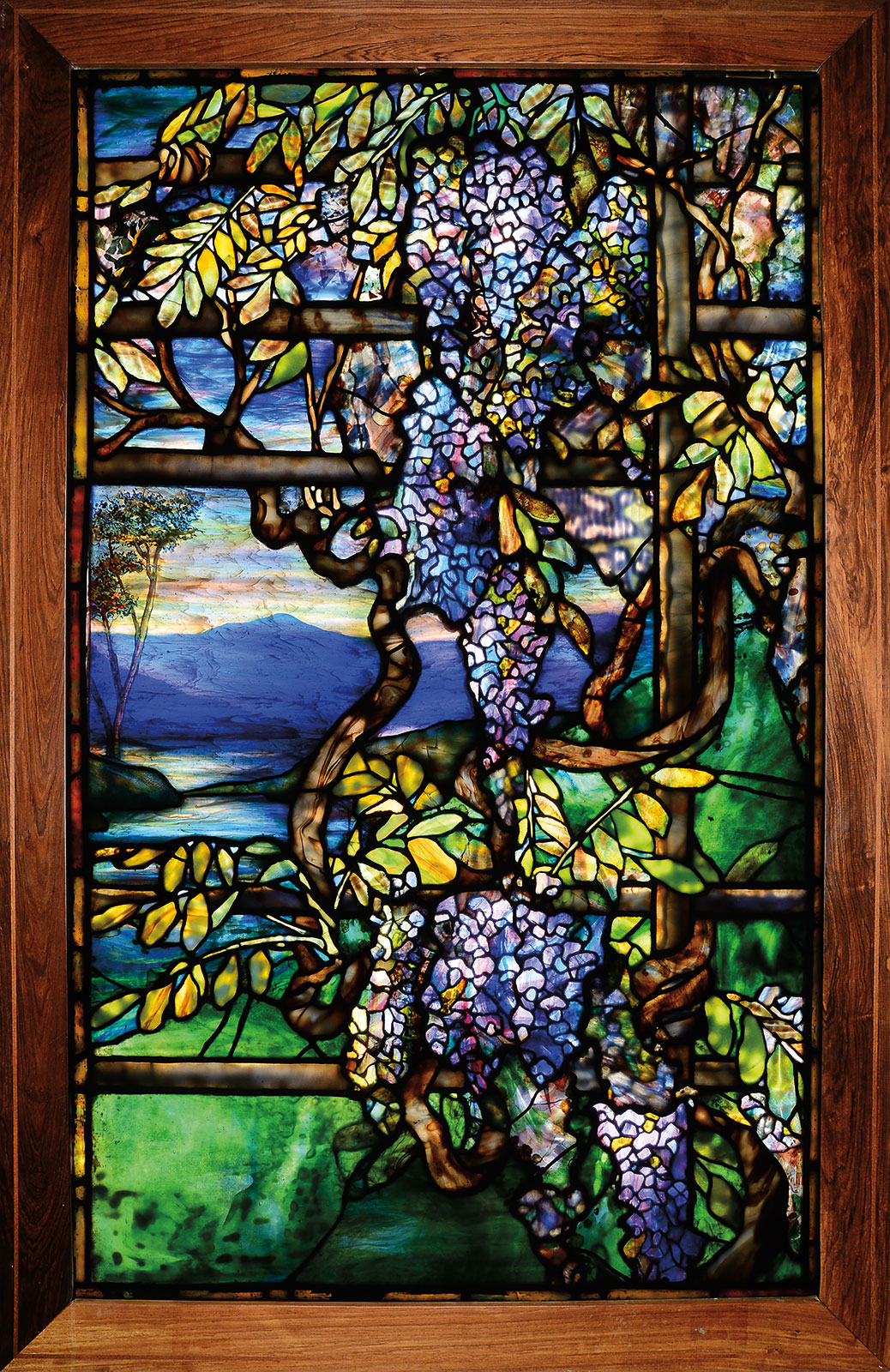 Tiffany Studios Rules The Day At James D Julia S June