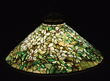 Lot 1111, A Tiffany Studios Clematis Chandelier, Realized $75,625.