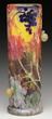 Lot 1596, A Daum Nancy Cameo Snail Vase, Realized $21,780.