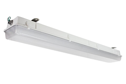 Hazardous Area LED Light Fixture with a Motion & Day/Night Sensor