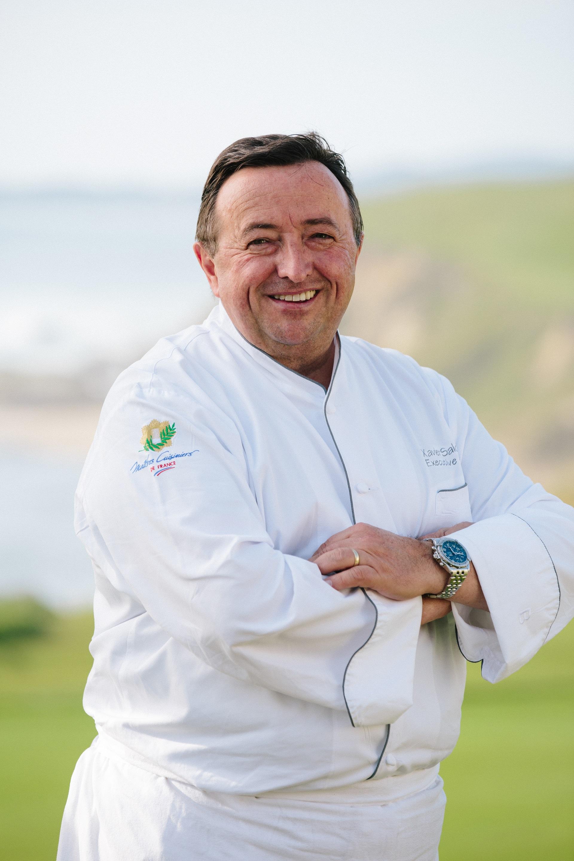 Young Automotive Group >> Executive Chef Xavier Salomon of The Ritz-Carlton, Half ...