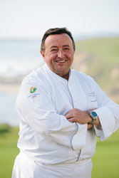 Xavier Salomon, Executive Chef of The Ritz-Carlton, Half Moon Bay