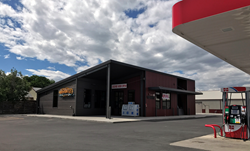 New Town & Country Supply Association convenience store in Laurel, MT