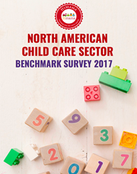 2017 Child Care Benchmark Report Title Page