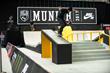 Monster Energy's Kyle Walker at Street League Skateboarding Nike SB World Tour Munich