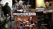 Groupoem band members, Terry Robinson, Marph, Chris Lee & Darren Katamay.