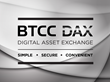 BTCC DAX Official Launch Graphic