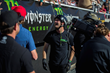 Monster Energy's Brian Fox Takes Third Place in BMX Triple Hit at the Nitro World Games in Salt Lake City