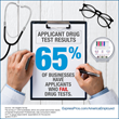 New Survey: How Many Job Applicants Fail Drug Tests?