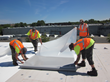 Sika Roofing Releases Industry's First PVC Peel and Stick Membrane
