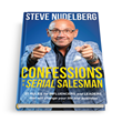 Steve Nudelberg Publishes First Book - Confessions of a Serial Salesman