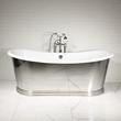 Penhaglion, Inc. Shares New Cast Iron Bathtub with Unique Design