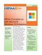 HIPAA Compliance and Windows 10 Released by HIPAA One and Microsoft