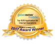 PowWow Mobile Wins Prestigious Mobile & Wireless Award from Compass Intelligence