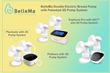 BelleMa Launching 3 New Models of Double Electric Breast Pump with Patented 3DPump System