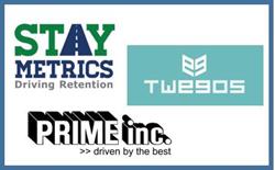 Stay Metrics Prime Twegos logos