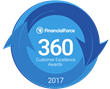 Chargent Wins ISV Partner Excellence Award in 2017 FinancialForce 360 Customer and Partner Excellence Awards