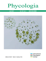 Phycologia Cover