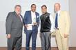Woodrow Bellamy III, Editor for Avionics Magazine, wins The Bill Gunston Technology Writer of the Year Award