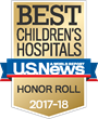 Ranked #1 for Babies and Top 10 Overall, Children's National Health System Earns National Recognition in U.S. News & World Report 2017-18 Best Children's Hospitals Survey