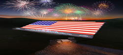 Park of America World's Largest Flag