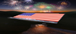 U.S. Flag to be the World's Largest Constructed: An Inspiration to Make America United Again