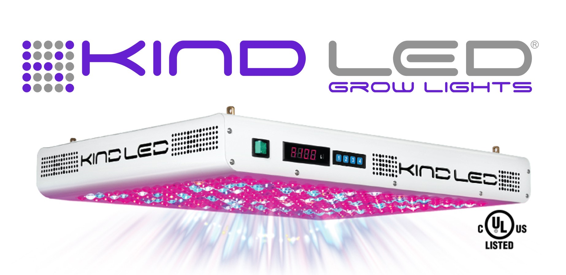 Kind Led Launches Commercially Certified Indoor Grow Lights