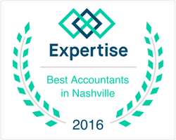 Best Accountants in Nashville Award