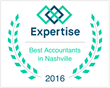 Evan Hutcheson Named One of Top 20 Best Accountants in Nashville