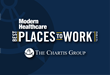 The Chartis Group Named One of the Best Places to Work in Healthcare for 2017