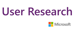 Microsoft User Research, Exhibitor of SharePoint Fest Seattle