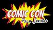 Comic Con Palm Springs logo