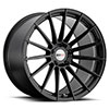 Cray Corvette Wheels- the Mako in Gloss Black