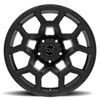 Black Rhino Truck Wheels- the Overland in Matte Black
