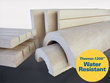 Johns Manville Industrial Insulation Group (IIG) Will Release the First, Water-resistant Calcium Silicate in North America, Called Thermo-1200™
