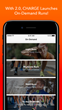 CHARGE Running Launches Version 2.0 featuring On-Demand group fitness classes