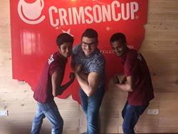 Crimson Cup Coffee House Uttara, Dhaka, Bandalesh