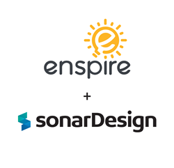 sonarDesign combines forces with Enspire Learning