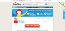 Evan Moor Loyalty Rewards Program by Zinrelo